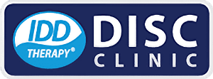 IDD Therapy Disc Clinic Logo