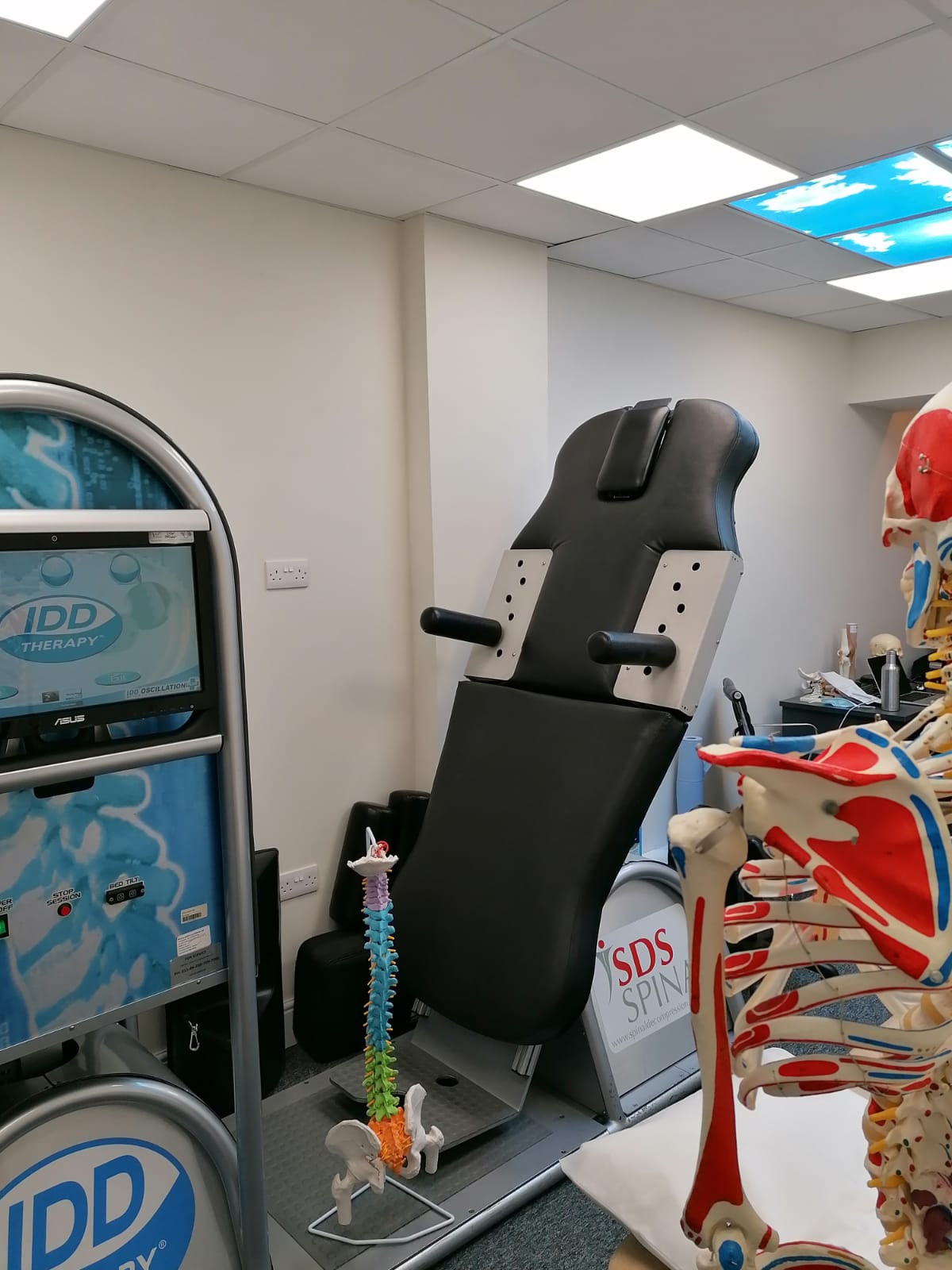 IDD Therapy Machine (upright position)
