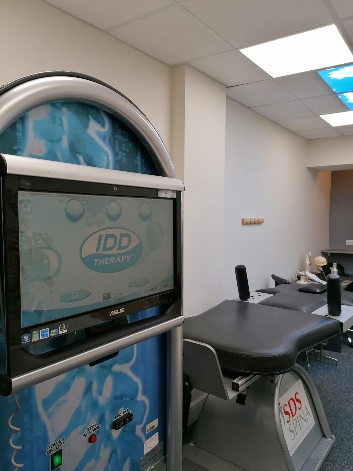 IDD Disc Decompression Therapy Hornchurch and Romford
