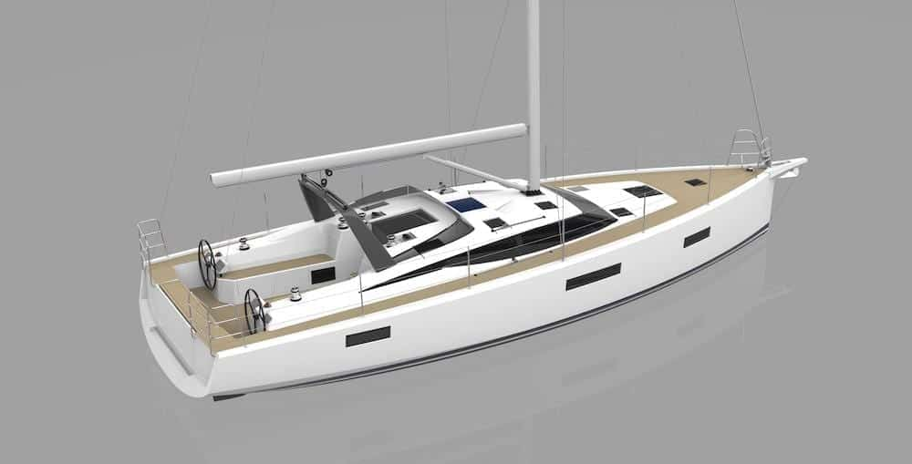 New Feeling 13.90 from Privilege Marine