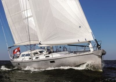 KM Yacht Builders Stadtship 58 Yacht 4