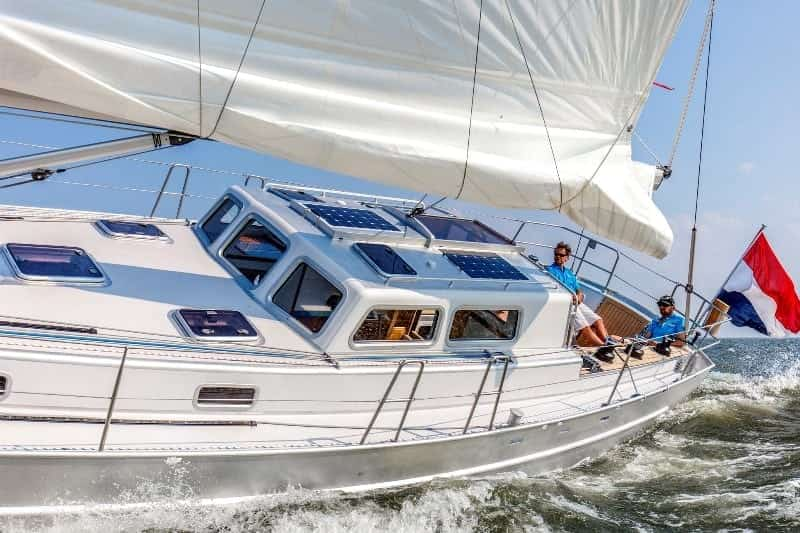 Hiswa Boatshow – World Debut of Bestevaer 45ST Pure