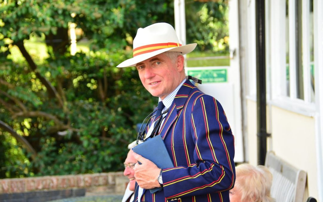 """Royal Household Cricket Club v """"Gentlemen of England Cricket Club"""" Sunday July 10th 2016 Frogmore House, Windsor Castle."""