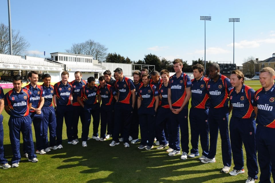 Essex County Cricket Club Media Day: Weds 5th April 2017: