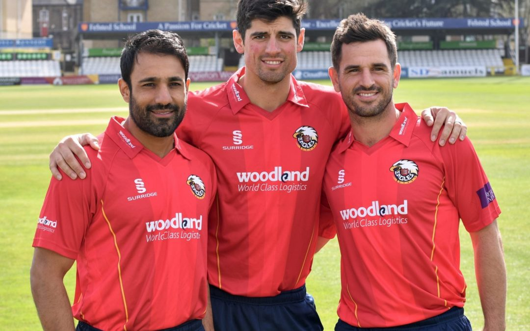 Essex C.C.C. V Middx C.C.C Day One: Lords: Friday 21st April 2017: Specsavers County Championship Div One: